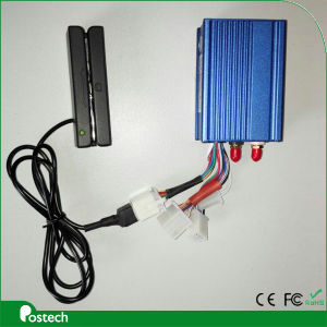 3 Track Driver License Card Reader with Molex Connector for GPS Tracker pictures & photos