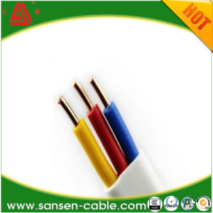 PVC Double Insulated Single Copper Core Electric Wire pictures & photos