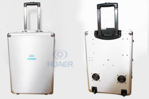 New Portable Dental Unit with Build-in Silent Oilless Air Compressor pictures & photos