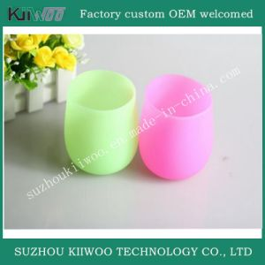 Gifts Heat Resistent Silicone Cup Sleeve pictures & photos