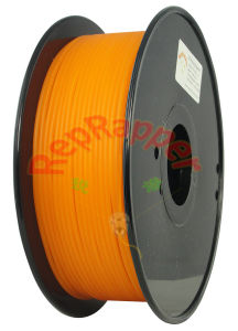 Well Coiled PLA 3.0mm Orange 3D Printing Filament pictures & photos