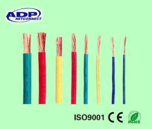 Flexible Cable, Lighting Wire H07V-R Cable Wire pictures & photos