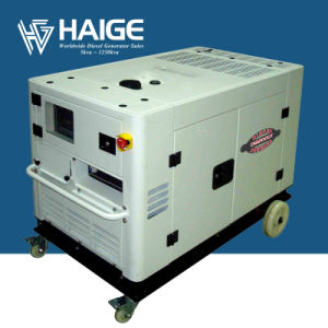 10kVA Silent Diesel Generator Soundproof Type Cheap Price