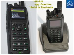 30-88MHz Military Tactical Portable Radio, P25 Trunking & Dmr&Analog Radio for Military pictures & photos