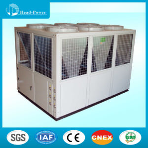 Scroll Water Chiller Air-Water Ductless Air Compressor pictures & photos