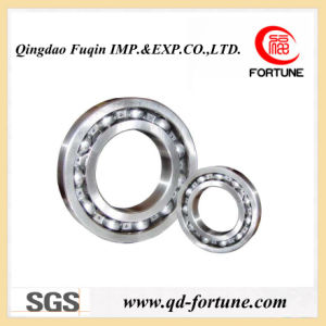 All Types of Bearing Single Row Deep Groove Ball Bearing Sizes pictures & photos