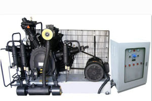 High Pressure Reciprocating Piston High Pressure Air Compressor (K80SH-15150) pictures & photos
