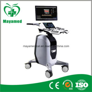 My-A036 Trolley Type Cardiac Version Color Doppler Ultrasound Scanner pictures & photos