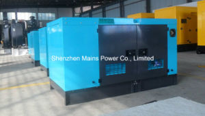 45kVA 36kw Standby Rate Soundproof Cummins Diesel Generator pictures & photos