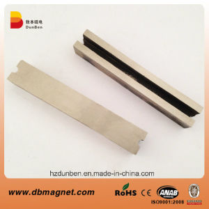 Sintered Permanent AlNiCo Al-Ni-Co Magnet pictures & photos