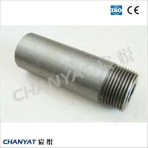 A312 (TP304L, TP316L, TP317L) Stainless Steel Ecc. /Con. Pipe Straight Nipple pictures & photos