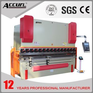 Hydraulic Cutting Machine QC12y-20*4000 E21 pictures & photos