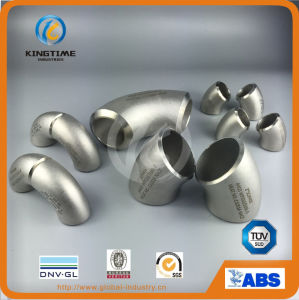 Sch40 Long Radius 90d Stainless Steel Elbow with SGS (KT0354) pictures & photos