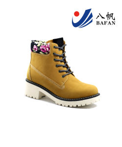 Women Lady Fashion Casual White Black Canvas Popular Shoes (bfm0072) pictures & photos