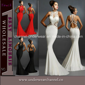 New Design Lady Prom Wedding Party Evening Gown Dress (T60639) pictures & photos