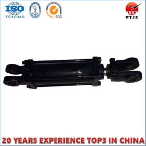 Small Agricultural Machinery Telescopic Hydraulic Cylinder pictures & photos