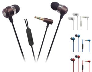 Sports Earphone in Ear Width Frequency Range with Mic Volume Control Rep-819 pictures & photos