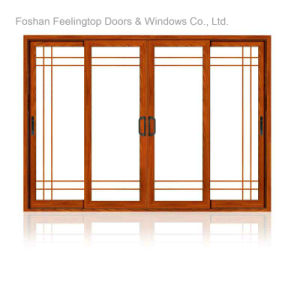 Factory Direct Sales Aluminium Sliding Window (FT-W85) pictures & photos