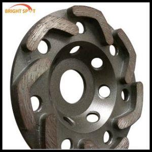 Stone Polishing Diamond Cup Wheel pictures & photos