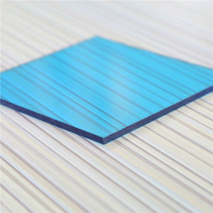 Polycarbonate PC Solid Sheet for Carport Roofing