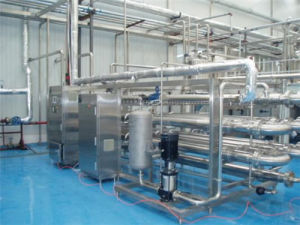Date Pulp Aseptic Filling Machine pictures & photos