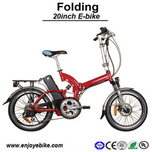 Aluminum Bike Mini Bicycle Motor 8fun Electric Bike Electric Bicycle (PE-TDN05Z)