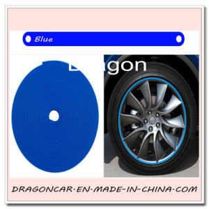 Car Vehicle Wheel Rim Protector Tire Guard Line PVC Moulding pictures & photos