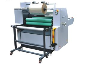 Manual Film Laminating Machine Hsyfmc-720A pictures & photos