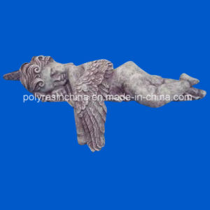 Polyresin Sleeping Angel Figure Crafts pictures & photos