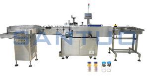 Penicilin Vial Bottle Automatic Labeler pictures & photos
