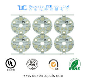 Aluminum Based PCB for LED Light pictures & photos