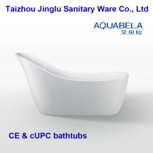 2016 New Design Luxury Acrylic Freestanding Building Material Bathtub (JL653) pictures & photos