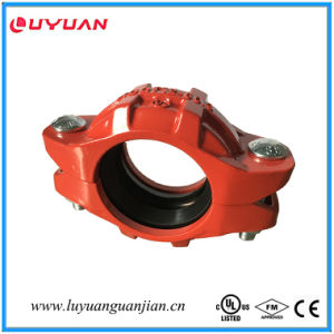 UL Listed, FM Approved Grooved Flange Adapter pictures & photos