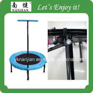 New Design Handle Trampoline Bed pictures & photos