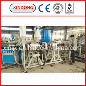 75-630mm Steel Wire Winding HDPE Pipe Machine pictures & photos