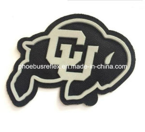 Leather Based Reflective Logo pictures & photos