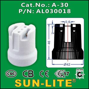 E27 Porcelain Lampholder pictures & photos