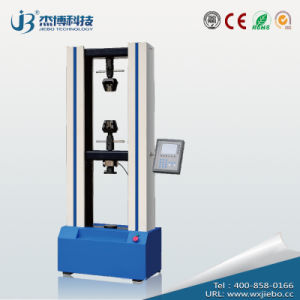 Electronic Universal Testing Machine Jiebo Manufacturer pictures & photos