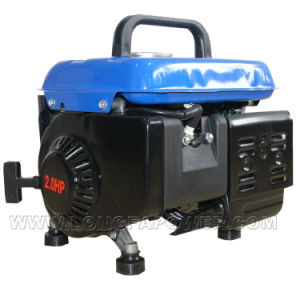 Small MOQ 400W Portable Gasoline Generator with Cheap Price pictures & photos