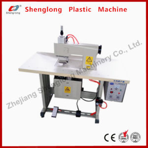 Ultrasonic Lace Sewing Machine for Cutting Artificial Flower (CE) pictures & photos