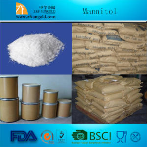 High Quality Mannitol Injection Grade pictures & photos
