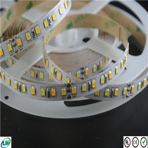 cUL Approved dual color CCT 2835 Adjustable LED Strip pictures & photos
