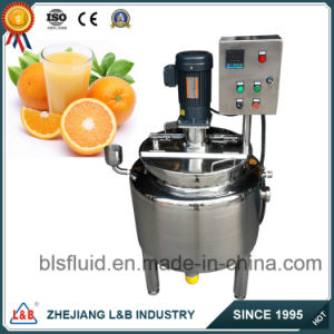 Food and Beverages Machinery /Beverage Heater Steel Making Machine pictures & photos