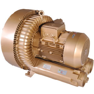 27HP Double Stage Regenerative Blower for Central Collection