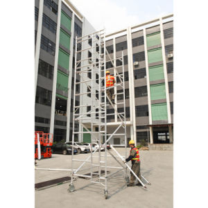 Portable Types of Scaffolding Material Aluminum Scaffold Manufacturer