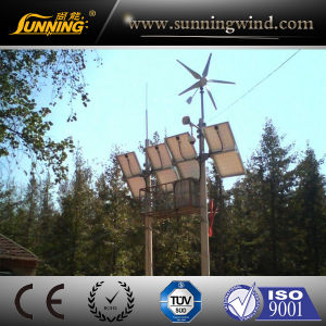 off-Grid Wind Solar Hybrid Green System pictures & photos