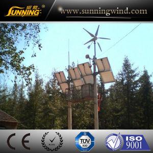 off-Grid Wind Solar Hybrid Green System