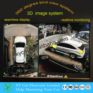 360 Bird View Camera System, Seamless, Car Driving DVR Recorder