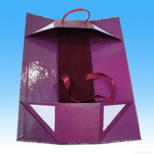 Cylinder Wine Packing/Cylinder Wine Box with Window pictures & photos
