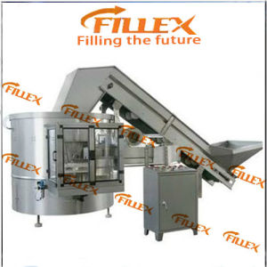 Automatic Bottle Unscrambler Machine for Filling Line pictures & photos